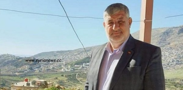 Israel assassinated Midhat Saleh al Saleh outside his home in Syria