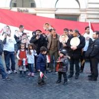 Crisi in Siria: Intervista a Jamal Abo Abbas, presidente Comunità siriana in Italia