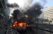 Beirut Lebanon 27 December 2013 Terrorist Attack-1