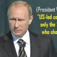 Putin Tells Everyone Exactly Who Created ISIS ~ Putin Exposes Obama's Paid ISIS Mercenaries in Middle East and Syria