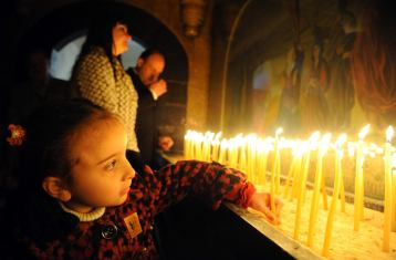 Armenian Orthodox Christians 20160107-1