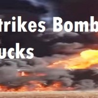 """Media Fakes: French Media Uses Russian Footage to Show """"Success"""" of U.S. Strikes in Syria"""