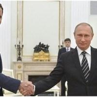 Russian airstrikes kill 120 Daesh mercenary-terrorists from Raqqa: Putin awards Russian Spetsnaz Forces who repelled them