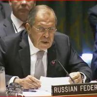 Lavrov Makes History: 'Ceasefires' were bogus, nixes future 'unilateral measures' [+VIDEO]