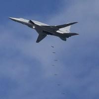 Russian long-range bombers hit Daesh targets near Deir ez-Zor