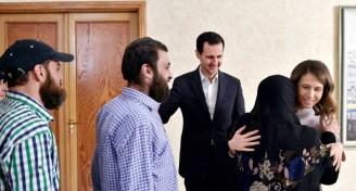 Bashar al-Assad received 34 abducted-5 [1024x768]