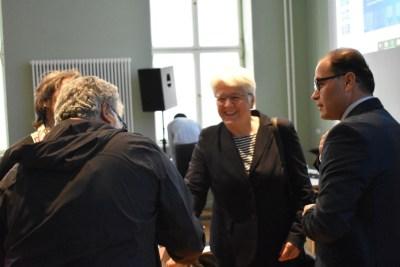 Prof. Dr. Friederike Fless, Dr. Shaker Alshbib