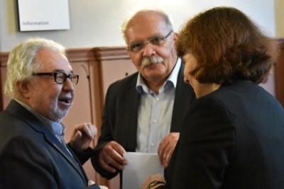 Prof. Dr. Mamoun Fansa, Dr. Lutz Martin, Dr. Nadja Cholidis