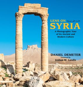 Lens on Syria Cover