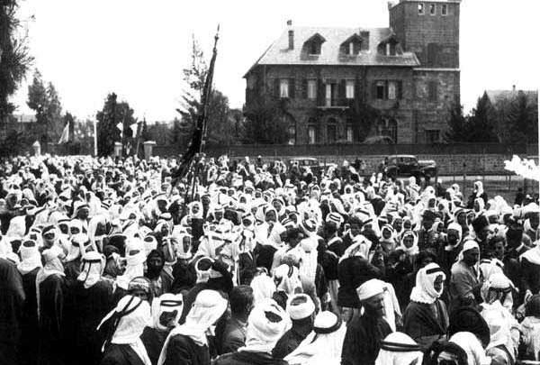 الثورة السورية الكبرى 1925 - 1927
