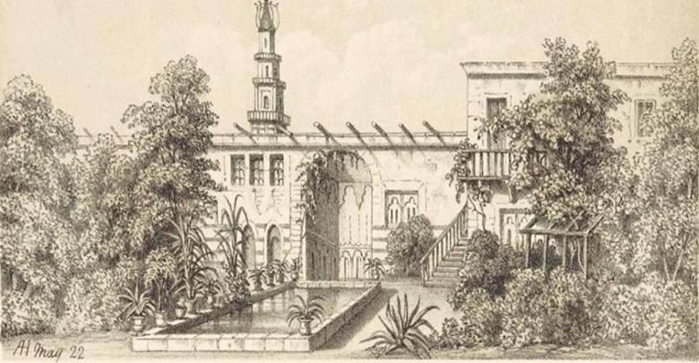 عماد الأرمشي: المسيحيون وحوادث دمشق 1860