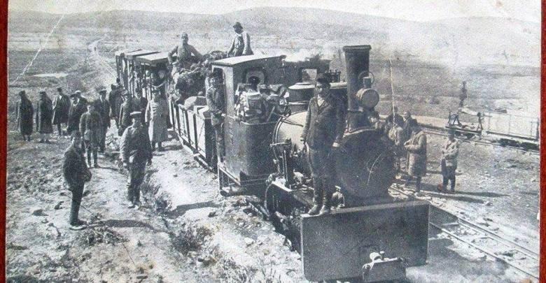 السكك الحديدية في سورية