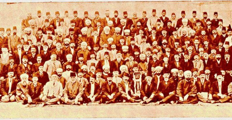 عمرو الملاّح : نواب مناطق بلاد الشام في مجلس النواب العثماني (المبعوثان) 1908-1912