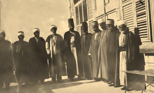 لجنة دراويش حلب 1919