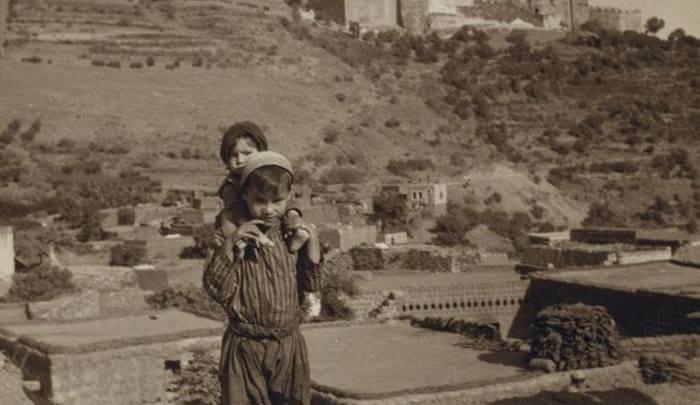 قلعة الحصن 1938