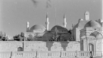 دمشق 1936 مجموعة ليون هايزين- التكية السليمانية