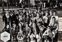 دمشق- مدرسة اللاييك نهاية السبعينيات