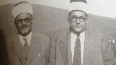 مقتل القاضي الشرعي الأول بدمشق (قاضي دمشق الممتاز)