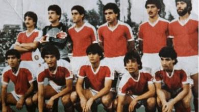 مباراة سورية وقطر عام 1987