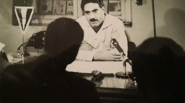 """مؤتمر صحفي لـ """"بهاء الدين الخوجة"""" مدير إدارة المباحث الجنائية"""