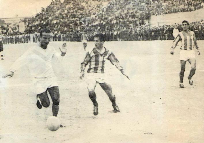 حمص 1964- فريق الجيش ونادي اليرموك