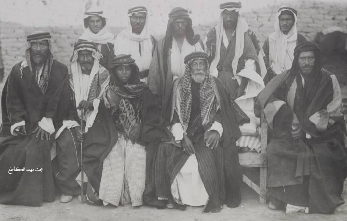مسلط صالح الملحم .. شيخ عشيرة الجبور