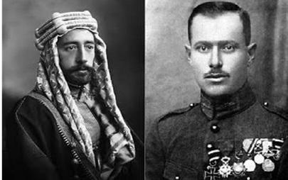 خالد محمد جزماتي : مـعـركـة مـيسـلـون.. فيصل الأول وفوزي القاوقجي (5)