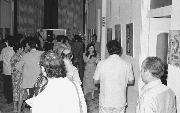 معرض الأطفال في قلب الرعب - دمشق 1980 (5)