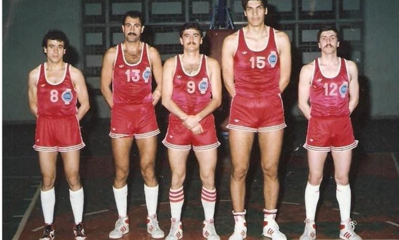 منتخب سوريا في كرة السلة المشارك في دورة ألعاب البحر الأبيض المتوسط 1987