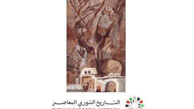 معلولا .. لوحة للفنان أحمد مادون (41)