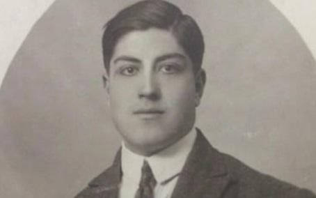 مظهر البكري عام 1930