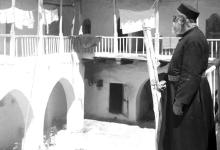 كنيسة سركيس الفوقانية في معلولا في خمسينيات القرن العشرين