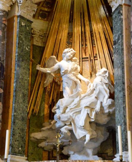 Bernini: Ecstasy of Saint Teresa