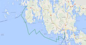 Mariehamn - Käringsund