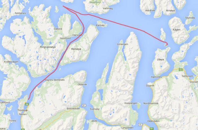 Follesoyhamn - Tromsoe Skattora Marina