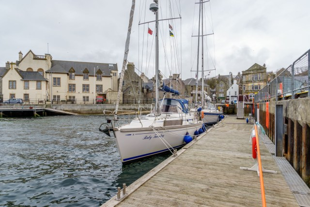 Ruby Tuesday in Lerwick
