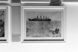 Das letzte Foto der Titanic