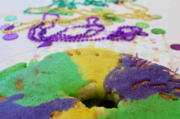 King Cake 2