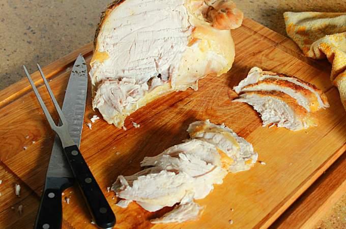 Brined Turkey Breast