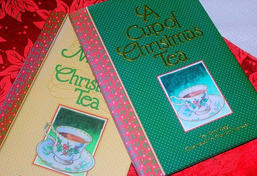 Christmas tea books