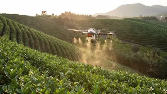 الزراعة الذكية