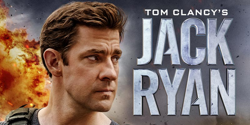 Jack Ryan 2 disponibile su Amazon Prime dal 1 novembre