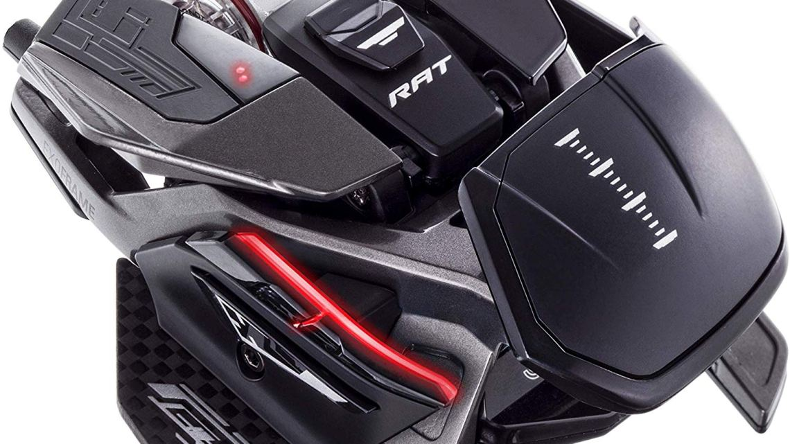 Mad Catz R.a.t. PRO X3 Mouse