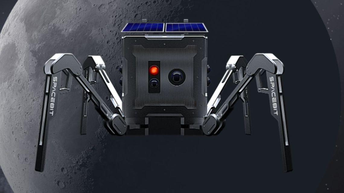 SpaceBit la nuova startup inglese sbarca sulla luna