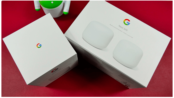 Come configurare Google Nest Wifi.