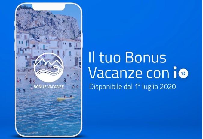 Bonus Vacanze 2020: come richiederlo con l'App Online