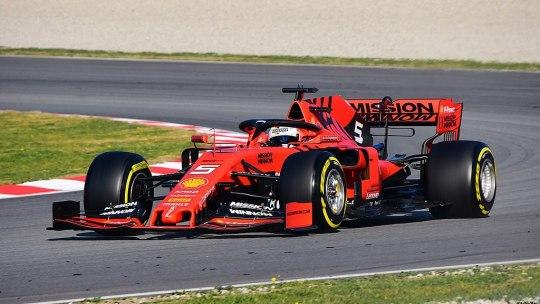Come vedere la Formula 1 live streaming su Sky Go