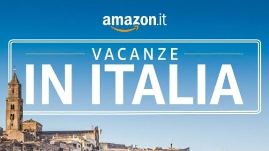 Amazon pubblica la guida vacanze in Italia