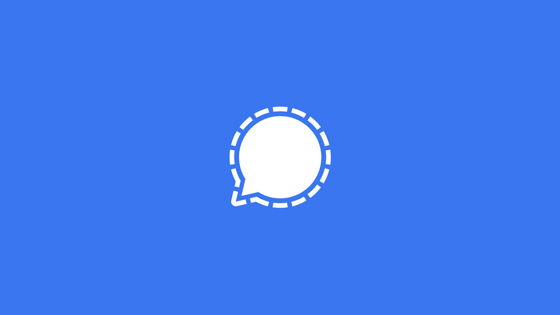 Scarica su cellulare l'app Signal Private Messenger