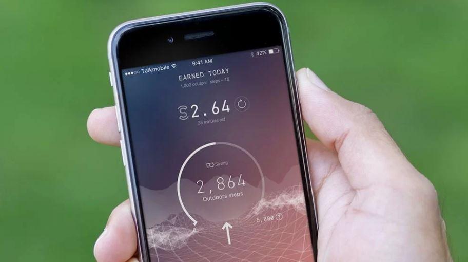 Sweatcoin tra le migliori App che ti pagano per camminare
